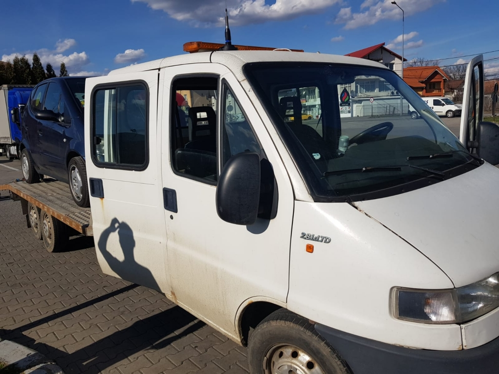 Tractări auto preț Bazna Sibiu