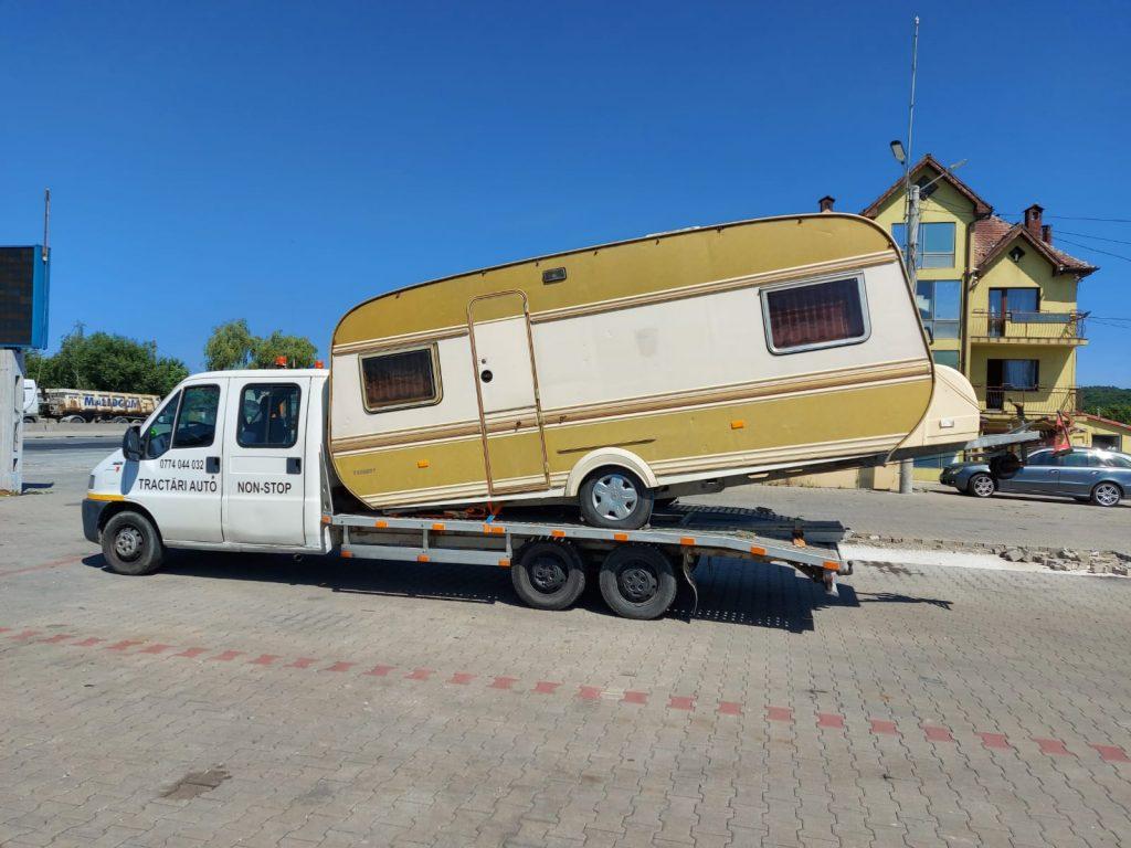 Tractări auto preț Mediaş Sibiu