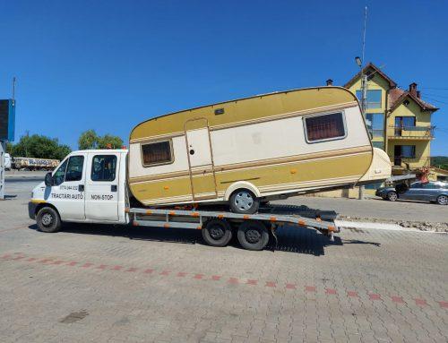 Tractari auto non stop Slimnic Sibiu