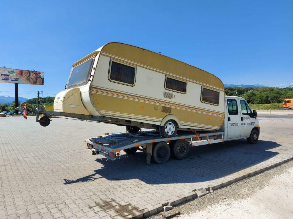Tractări auto preț Axente Sever Sibiu